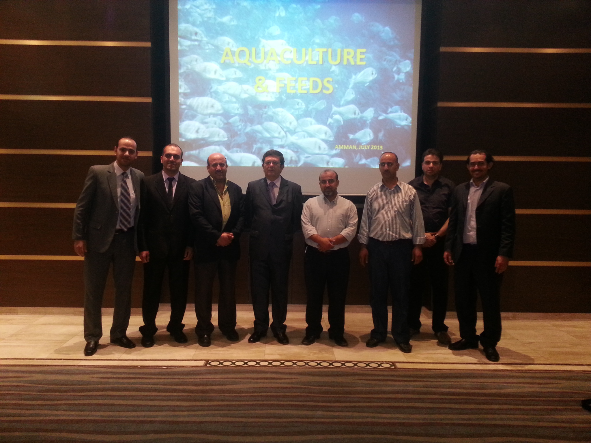 Adfico holds a seminar on Aquaculture & Feeds